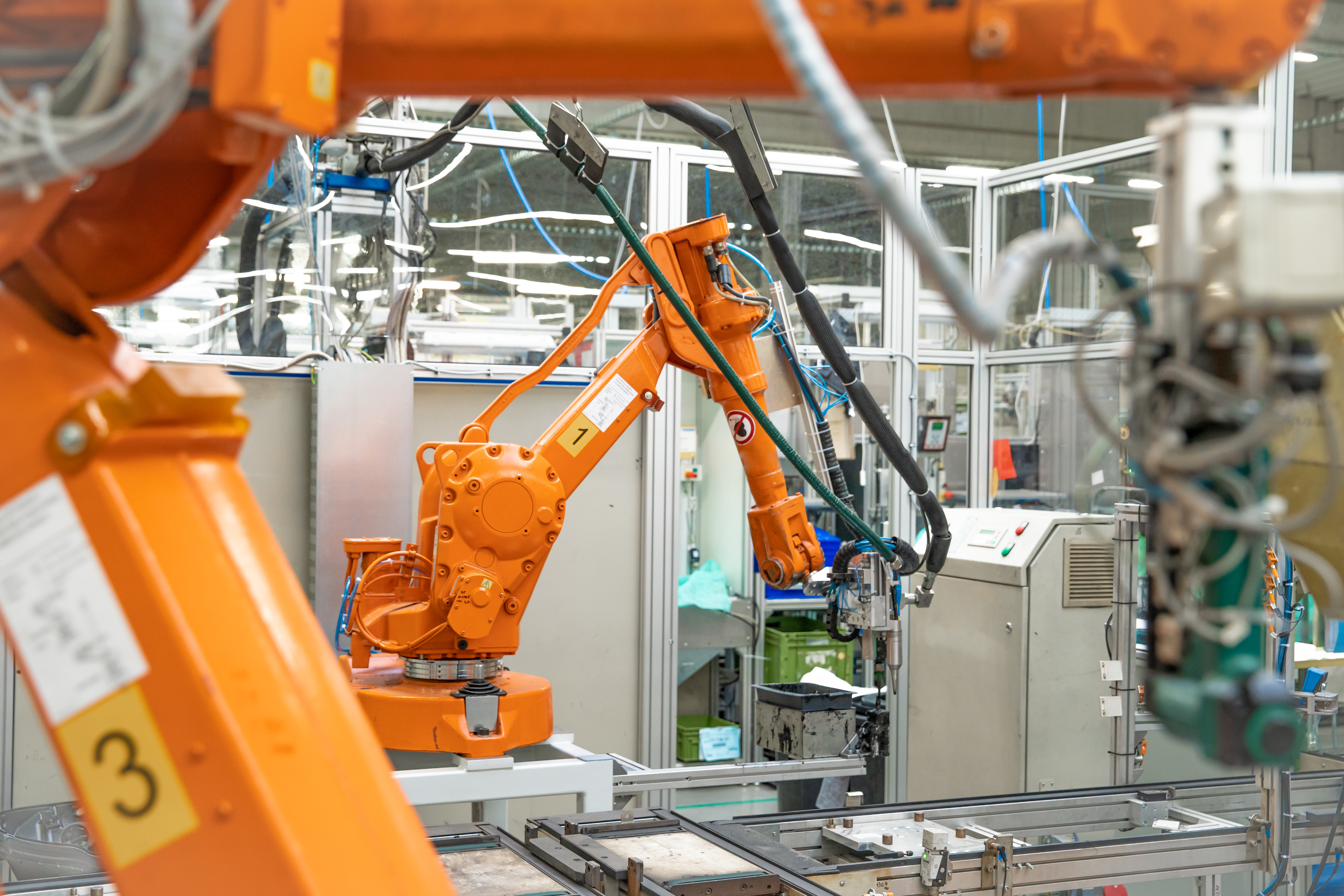 Automated Manufacturing Machines